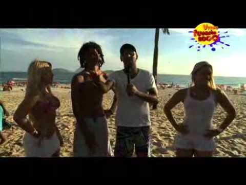 MC CRÉU E TEVEZ- SLACKLINE- QUINTA-FEIRA 13/01/2011