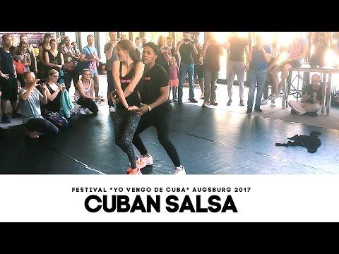 Cuban Salsa Dance | Sofia & Osmani | * Si Tus Amigas Te Cuentan* – Timba Criolla