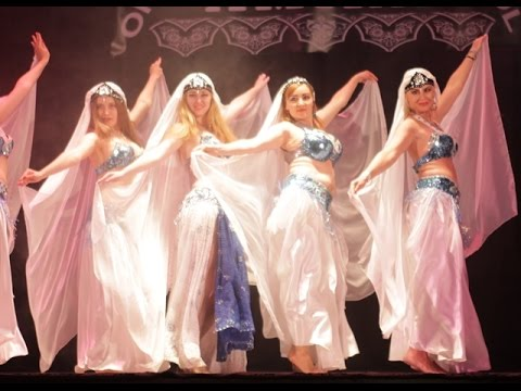 Harem Belly dance – Oriental Dance co. of Amira Abdi 2015