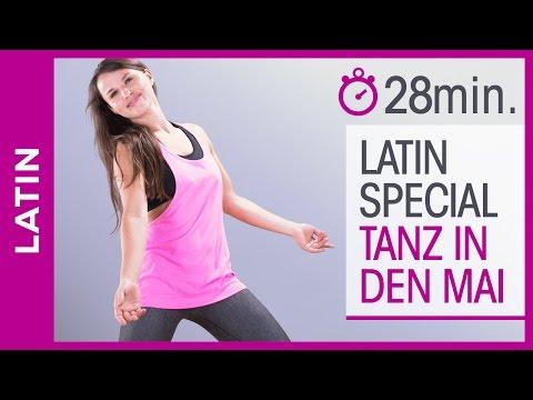 "SALSA DANCE WORKOUT – Das ""Tanz in den Mai"" Special  – für Fortgeschrittene & mutige Anfänger"