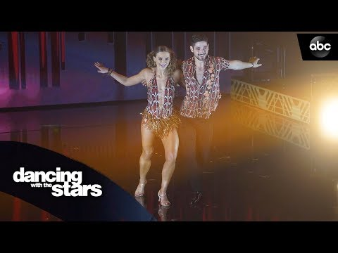 Hannah Brown's Salsa – Dancing with the Stars