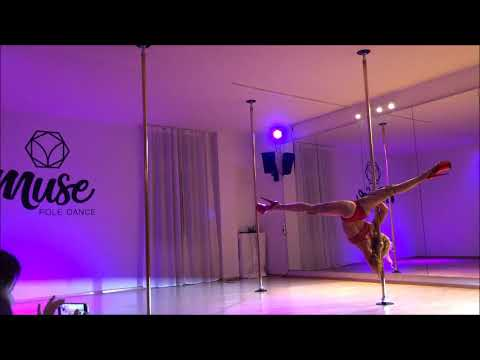 Lilli's Solo Performance | Muse Pole Dance Anniversary Show 2019