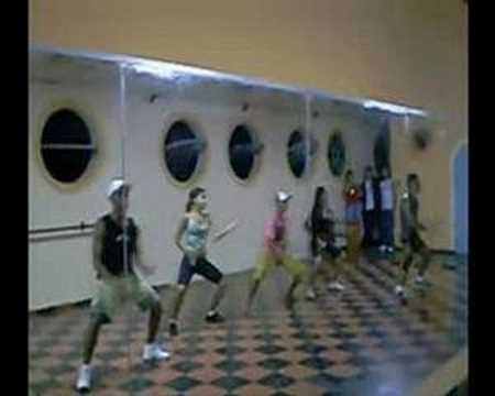 Mistur'Art Cia de Dança (ENSAIO) DANÇA DO CREU – MC. CREU