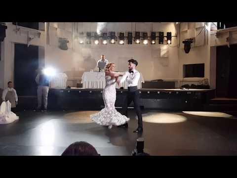 BEST Wedding dance 2017!!! Bachata, Kizomba, Salsa!!!
