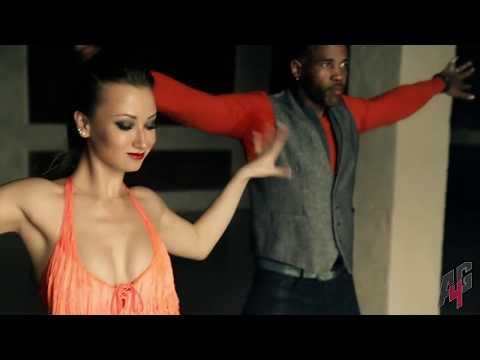 Beautiful salsa dance! Celia Cruz  – Quimbara | A4G Moscow