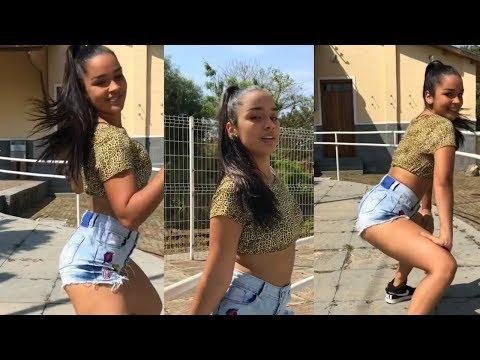 Bailes de Reggaeton LATINAS Recopilación Chicas Sexy Perreo 2019 ( Sexy Dance )