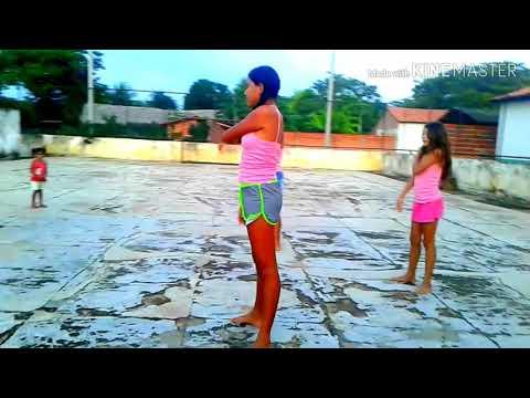 Gislaine e as meninas dança tic tic do mc creu