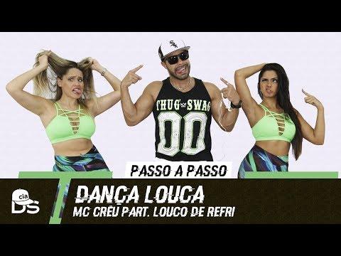 Vídeo Aula – Dança Louca – MC Creu part. Louco de Refri – Cia Daniel Saboya (Coreografia)