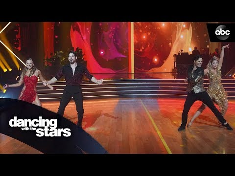 Immunity Dance Off: Salsa – Dancing with the Stars