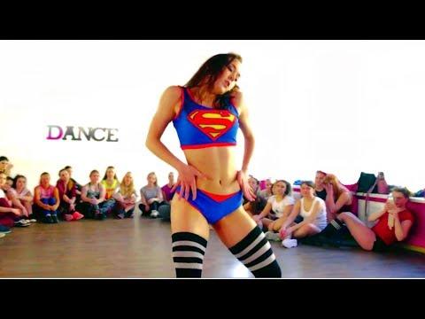 Twerk MC Latino Brasil Funk Dance Coreografia Mashup Remix Music