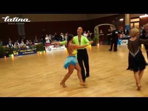 Robert Burlaga i Kasia Witkowska – LATINA Dance Studio Wolsztyn
