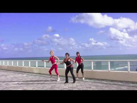 StepFlix Salsa Cardio Fitness, workout 1