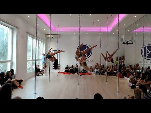 Pole Dance Choreography 'La Casa De Papel' – best video