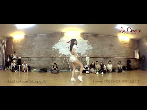 Twerk It Like Miley | Sexy Dance – Diệp Sương | Le Cirque Dance Studio Hanoi Vietnam