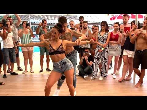 KIKE Y NAHIR  Love Bachata FRANCE  (Señorita DJ Tronky)