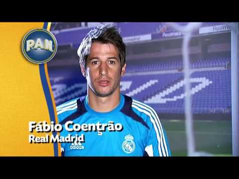 Campamento P.A.N. del Real Madrid 2013 – Invitación 2